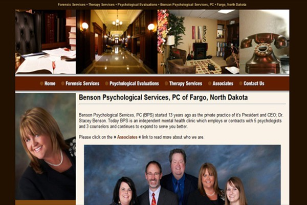 Psychological Health Care Services Clinic - Fargo, North Dakota