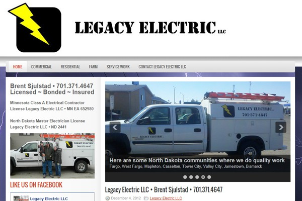 Commercial Electrician and Electrical Contractor - Pelican Rapids, Minnesota